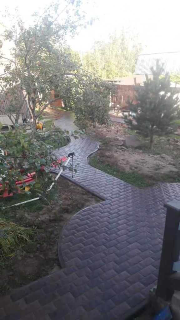 Тротуарная плитка в Солнечногорске от производителя