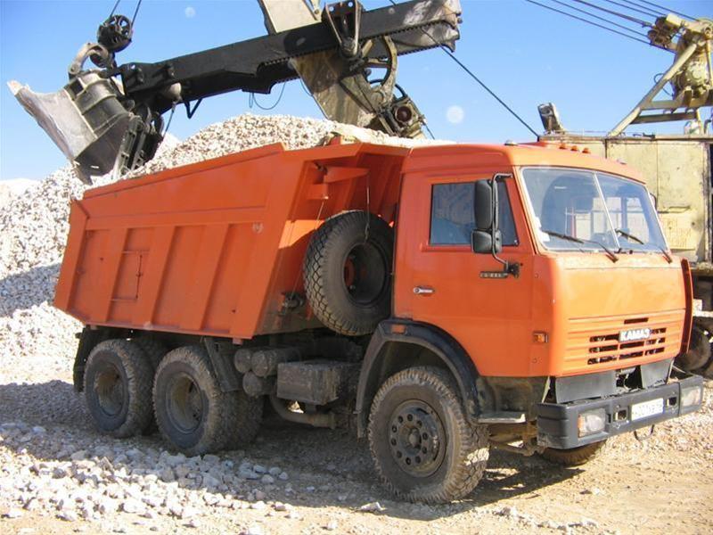 Доставка щебня в Солнечногорске