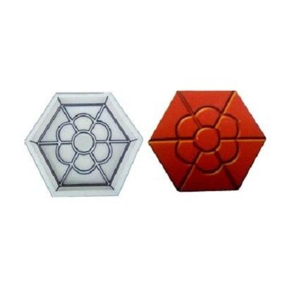 Шестиугольник-цветок