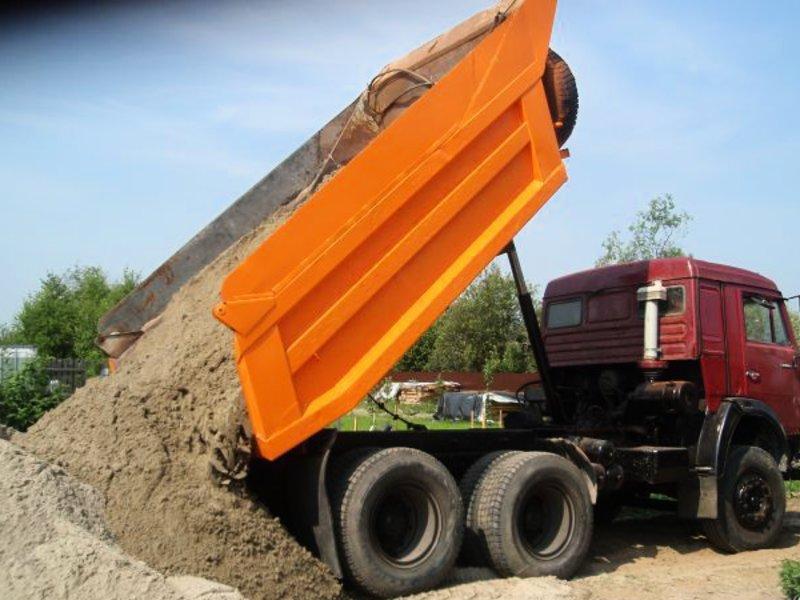 Доставка песка в Солнечногорском районе